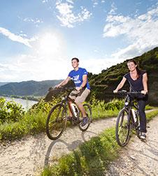 Mit dem E-Bike durch die Wachau