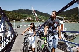 Großansicht Hotel Wachau Radlerparadies Donau