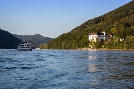 Großansicht Donauschifffahrt Hotel Wachau