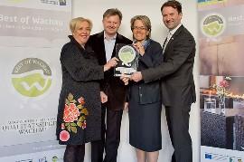 Großansicht Hotel Wachau Melk Auszeichnung