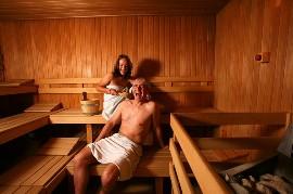 Großansicht Hotel Wachau Wellness Sauna