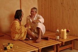 Großansicht Hotel Wachau Wellness Ruheraum